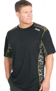 Men's Activewear Shirts